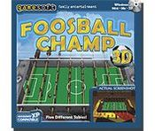 Foosball Champ 3D PC