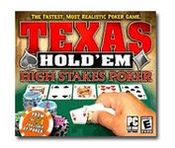 Texas Hold Em High Stakes Poker PC