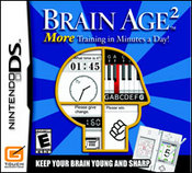 Brain Age 2: More Training in Minutes a Day DS