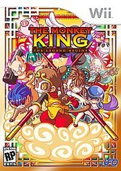 Monkey King: The Legend Begins Wii