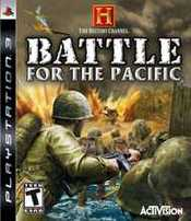 The History Channel: Battle for the Pacific PS3