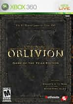 The Elder Scrolls IV: Oblivion: Game of the Year Edition Xbox 360