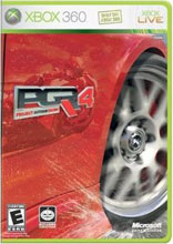 Project Gotham Racing 4 Xbox 360