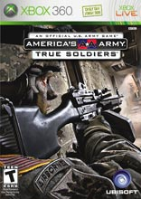 America's Army: True Soldiers Xbox 360