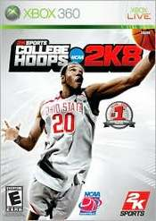 College Hoops NCAA 2K8 Xbox 360