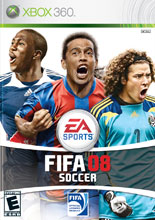 FIFA Soccer 08 Xbox 360
