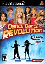 Dance Dance Revolution: Disney Channel PS2