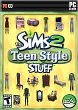 The Sims 2: Teen Style Stuff PC