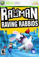 Rayman Raving Rabbids Xbox 360