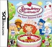 Strawberry Shortcake: Four Seasons Cake DS