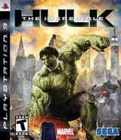 Incredible Hulk PS3