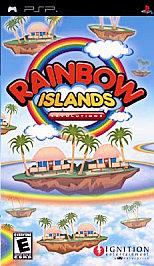 Rainbow Islands Revolution PSP
