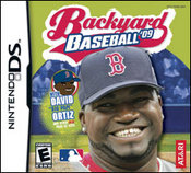 Backyard Baseball 2009 DS