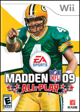 Madden NFL 09 All-Play Wii