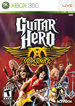Guitar Hero: Aerosmith Xbox 360