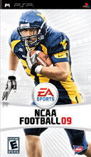 NCAA Football 09 PSP