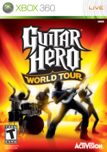 Guitar Hero: World Tour Xbox 360