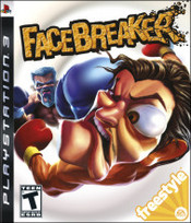 FaceBreaker  PS3