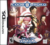 Code Lyoko: Fall of XANA DS