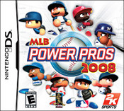 MLB Power Pros 2008 DS