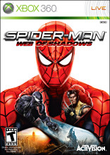Spider-Man: Web of Shadows Xbox 360
