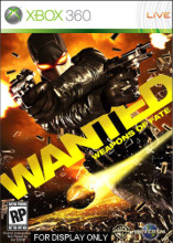 Wanted: Weapons of Fate   Xbox 360