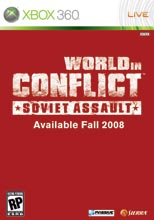 World in Conflict: Soviet Assault Xbox 360