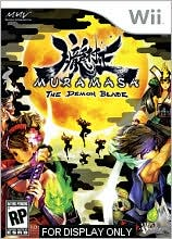 Muramasa: The Demon Blade Wii