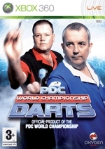 PDC World Championship Darts 2008 Xbox 360