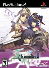 Ar tonelico II: Melody of Metafalica PS2