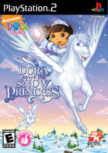 Dora the Explorer: Dora Saves the Snow Princess PS2
