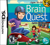 Brain Quest: Grades 5 &amp;amp; 6 DS