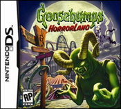 Goosebumps HorrorLand DS