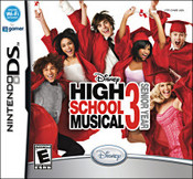 High School Musical 3: Senior Year DANCE! DS
