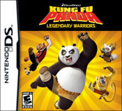 Kung Fu Panda Legendary Warriors DS