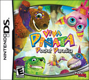Viva Pinata: Pocket Paradise DS