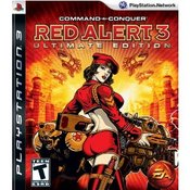 Command &amp;amp; Conquer: Red Alert 3 PS3