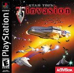 Star Trek: Invasion PSX