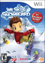 We Ski &amp;amp; Snowboard Wii