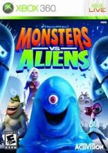 Monsters vs. Aliens Xbox 360