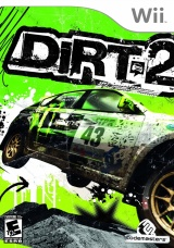 DiRT 2 Wii