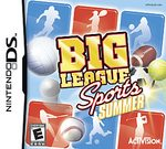 Big League Sports: Summer DS