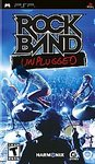 Rock Band: Unplugged PSP