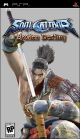 Soulcalibur: Broken Destiny PSP
