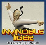 Invincible Tiger: The Legend of Han Tao PS3