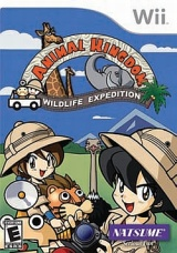 Animal Kingdom: Wildlife Expedition Wii