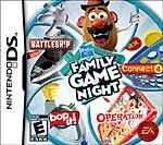 Hasbro Family Game Night DS