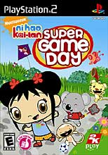 Ni Hao, Kai-Lan: Super Game Day PS2