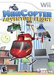 MiniCopter: Adventure Flight Wii