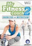 My Fitness Coach 2: Workout and Nutrition Wii